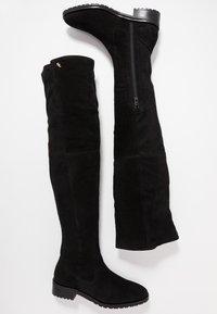 Kurt Geiger London - RIVA - Over-the-knee boots - black - 3