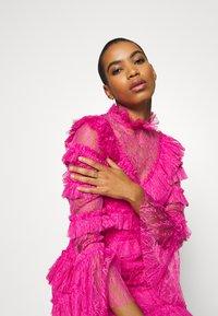 By Malina - DRESS - Vestito elegante - cerise - 4