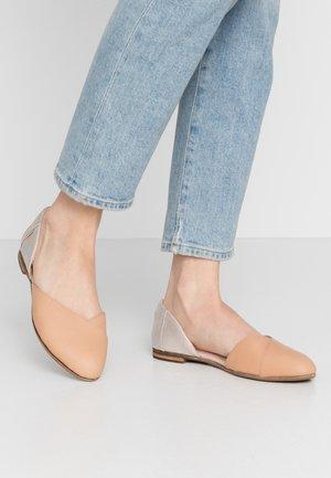 JULIE D ORSAY - Ballet pumps - beige
