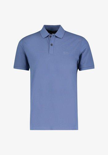 KURZARM - Polo shirt - stoned blue