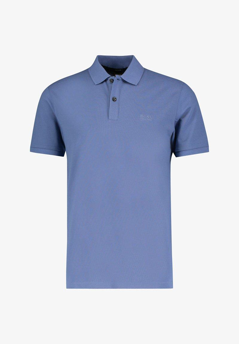BOSS - Polo shirt - stoned blue