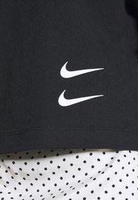 Nike Sportswear - T-shirt imprimé - black - 5