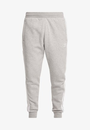 STRIPES PANT UNISEX - Tracksuit bottoms -  grey heather
