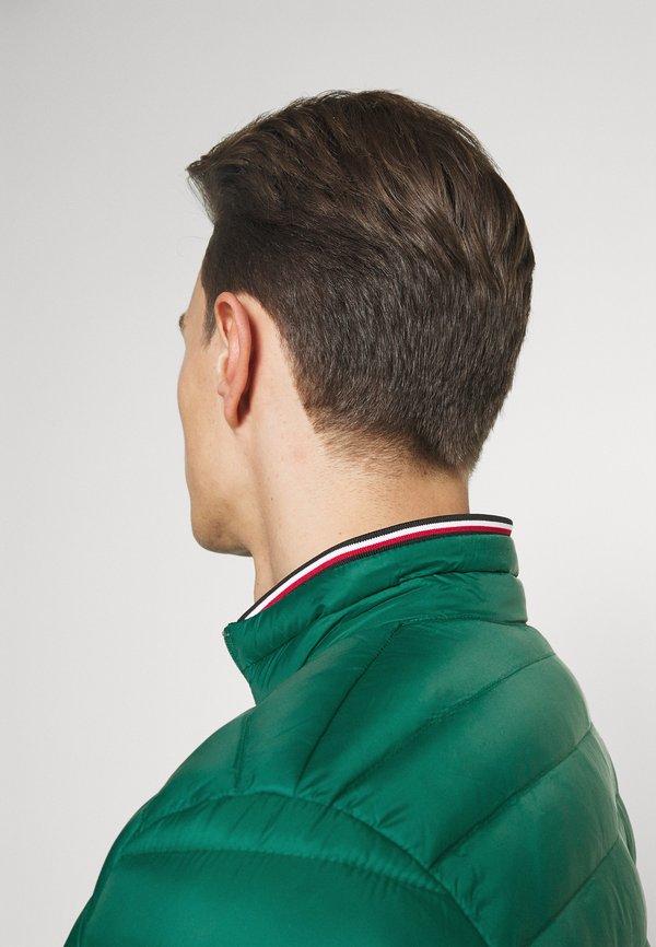 Tommy Hilfiger PACKABLE JACKET - Kurtka puchowa - rural green/ciemnozielony Odzież Męska XYUI
