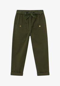 Soft Gallery - GABY - Kalhoty - ivy green - 3