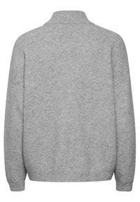 Karen by Simonsen - NORAKB  - Cardigan - frost gray melange - 3