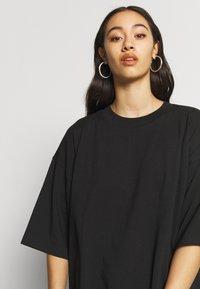 Weekday - BLISS  - T-shirts med print - black - 4