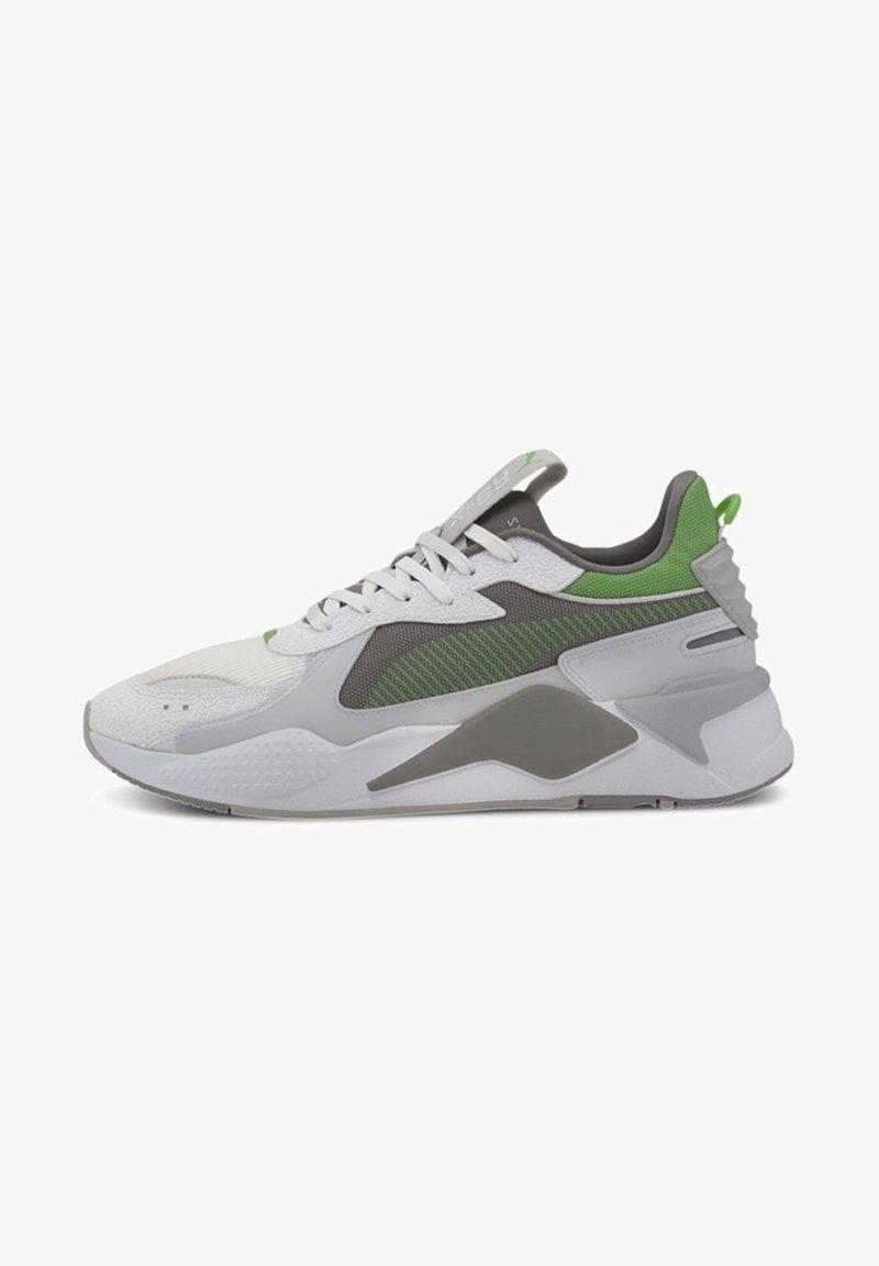 Puma - RS-X HARD DRIVE - Trainers - puma white-steel gray