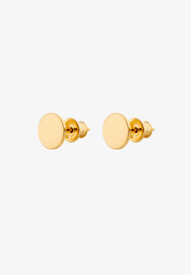 THE DAME EARRINGS - Boucles d'oreilles - gold