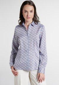 Eterna - Button-down blouse - light blue - 0