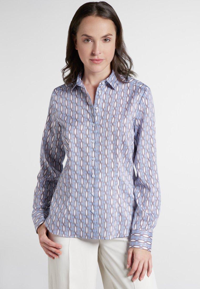 Eterna - Button-down blouse - light blue