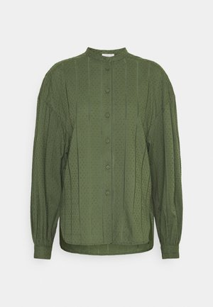 EMMETT - Bluse - clover green