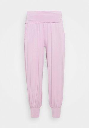 PANTALONE ODALISCA - Teplákové kalhoty - lilac