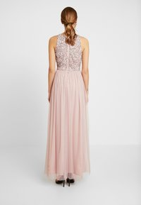 Lace & Beads - PRIYA PICASSO - Occasion wear - pink - 3