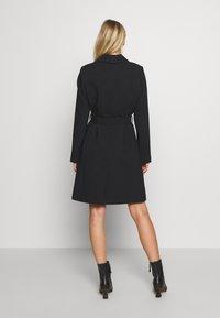 Esprit Collection - PLAIN COAT - Classic coat - black - 2