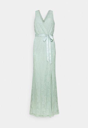 FORTUNE GOWN - Společenské šaty - mint