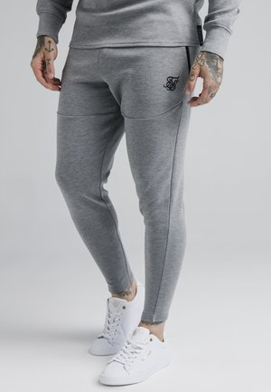 EXHIBIT FUNCTION PANTS - Tracksuit bottoms - grey marl
