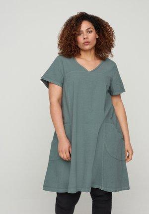 Vestito estivo - balsam green
