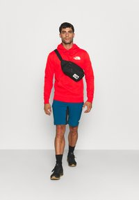 The North Face - IC CLASSIC HOODIE CLIMB - Luvtröja - fiery red - 1