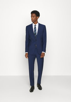 ALLEN MERCER SLIM FIT - Traje - blue