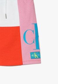 Calvin Klein Jeans - MONOGRAM PATHCHWORK LIGHT SKIRT - Mini skirt - multi - 3