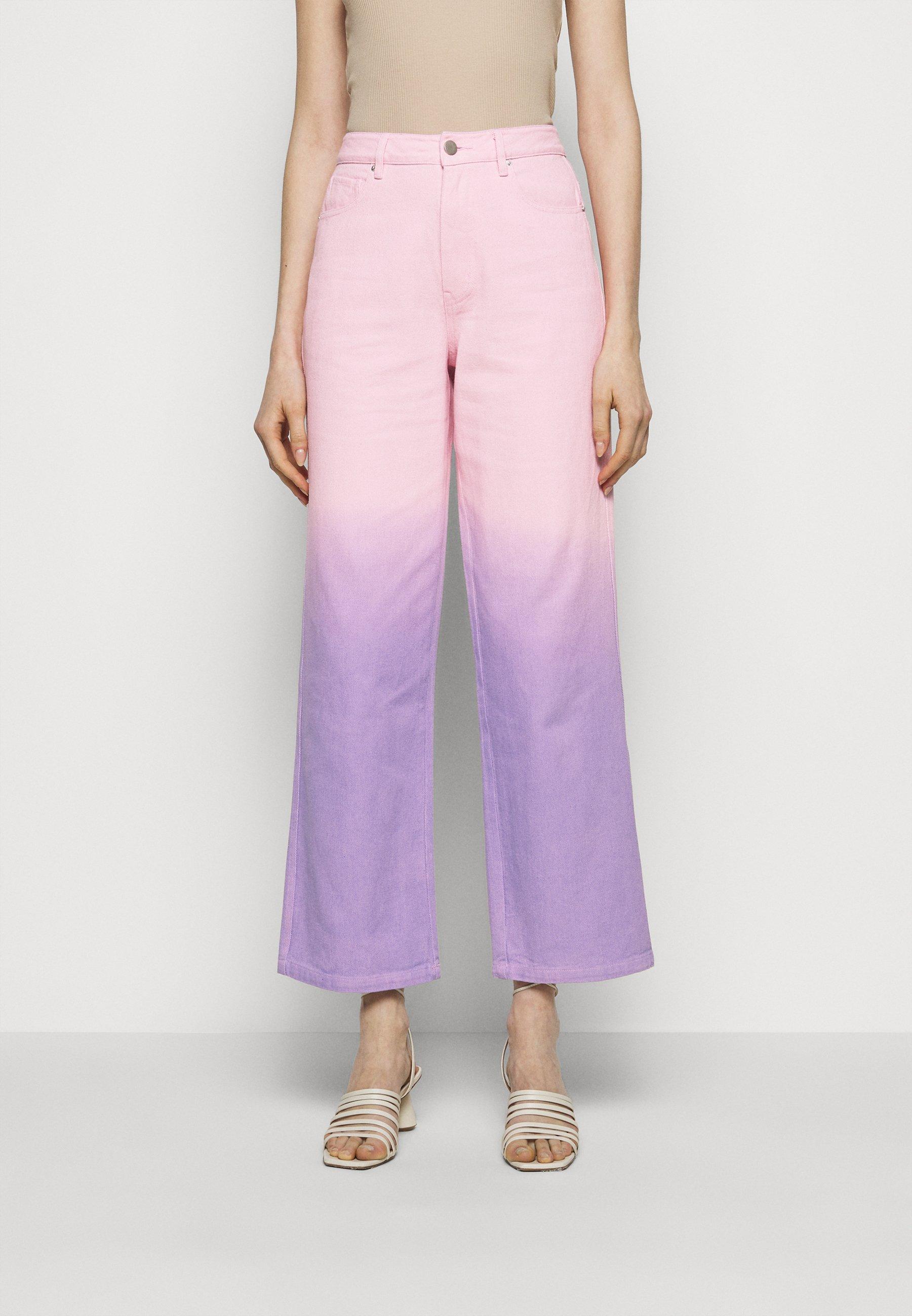 Women LYNNIE - Straight leg jeans