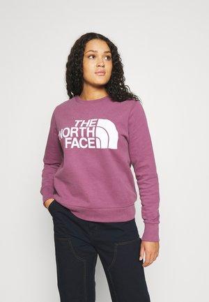 STANDARD CREW - Sweatshirt - pikes purple