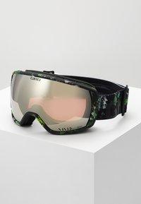 Giro - BALANCE - Gogle narciarskie - moss/vivid onyx - 0