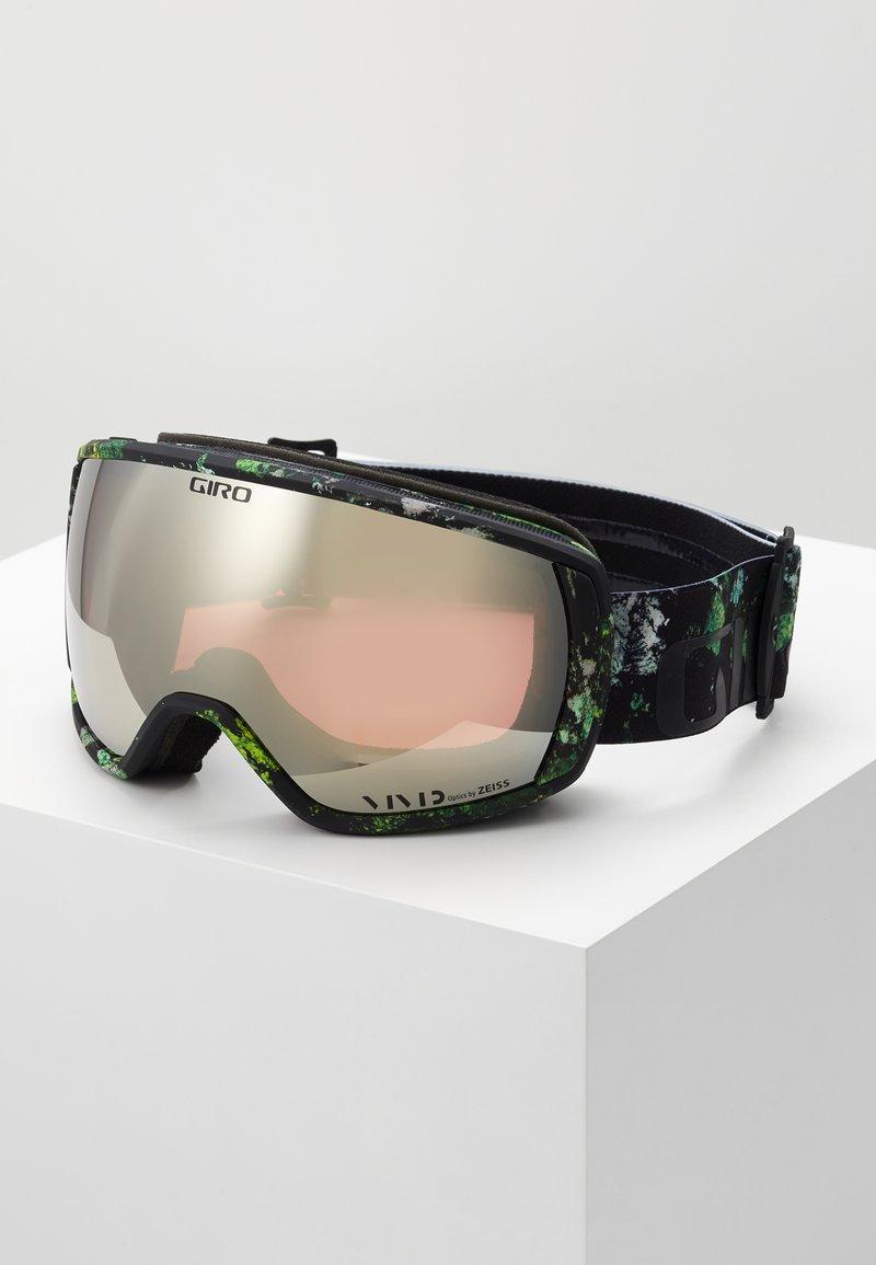 Giro - BALANCE - Gogle narciarskie - moss/vivid onyx