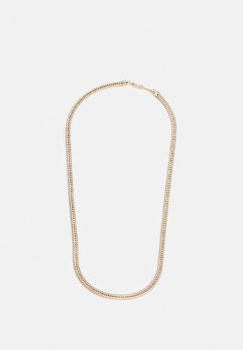 UNISEX - Necklace - gold-coloured