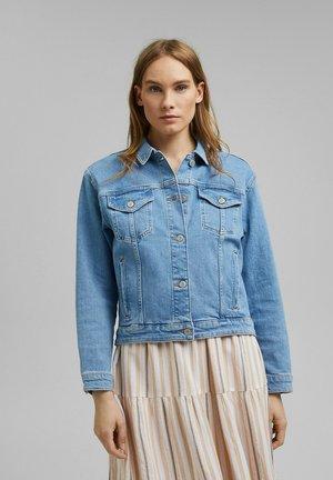 Spijkerjas - blue medium washed