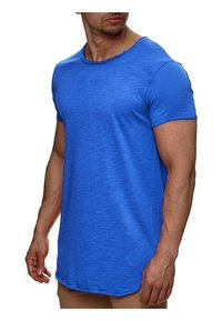 INDICODE JEANS - WILBUR - Print T-shirt - blau - 0