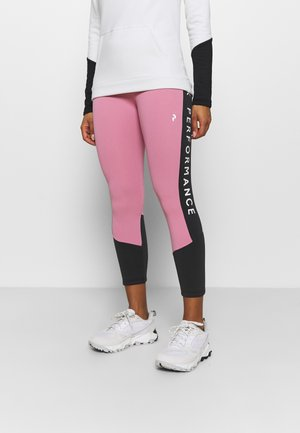 RIDER PANTS - Legging - frosty rose