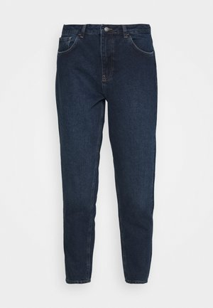 HIGH RISE MOM - Relaxed fit jeans - dark blue wash