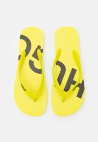 HUGO - ONFIRE - Chanclas de dedo - bright yellow - 3