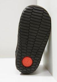 Elefanten - SMILE - Lace-up ankle boots - grey - 5