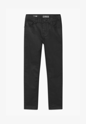 AMY - Slim fit jeans - night coated wash