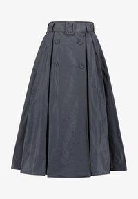 Vera Mont - A-line skirt - dark navy - 3