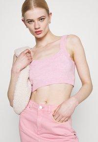 Fashion Union - EFFY BRALET - Top - pink - 3