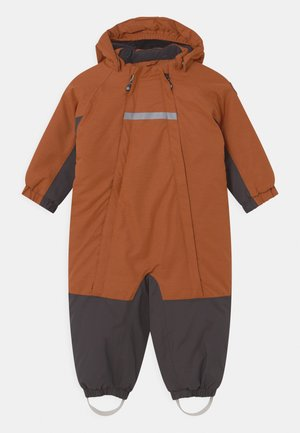 COVERALL UNISEX - Skioverall / Skidragter - leather brown