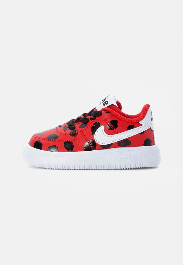 FORCE 1 - Sneakers basse - univ red/white-black