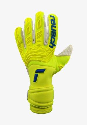 Gloves - gelbblauweiss