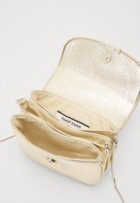 NAF NAF - Across body bag - light gold-coloured - 2