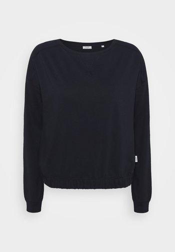 LONGSLEEVE ROUNDNECK - Long sleeved top - scandinavian blue