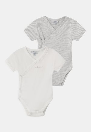 WRAP 2 PACK UNISEX - Body - glacier gray