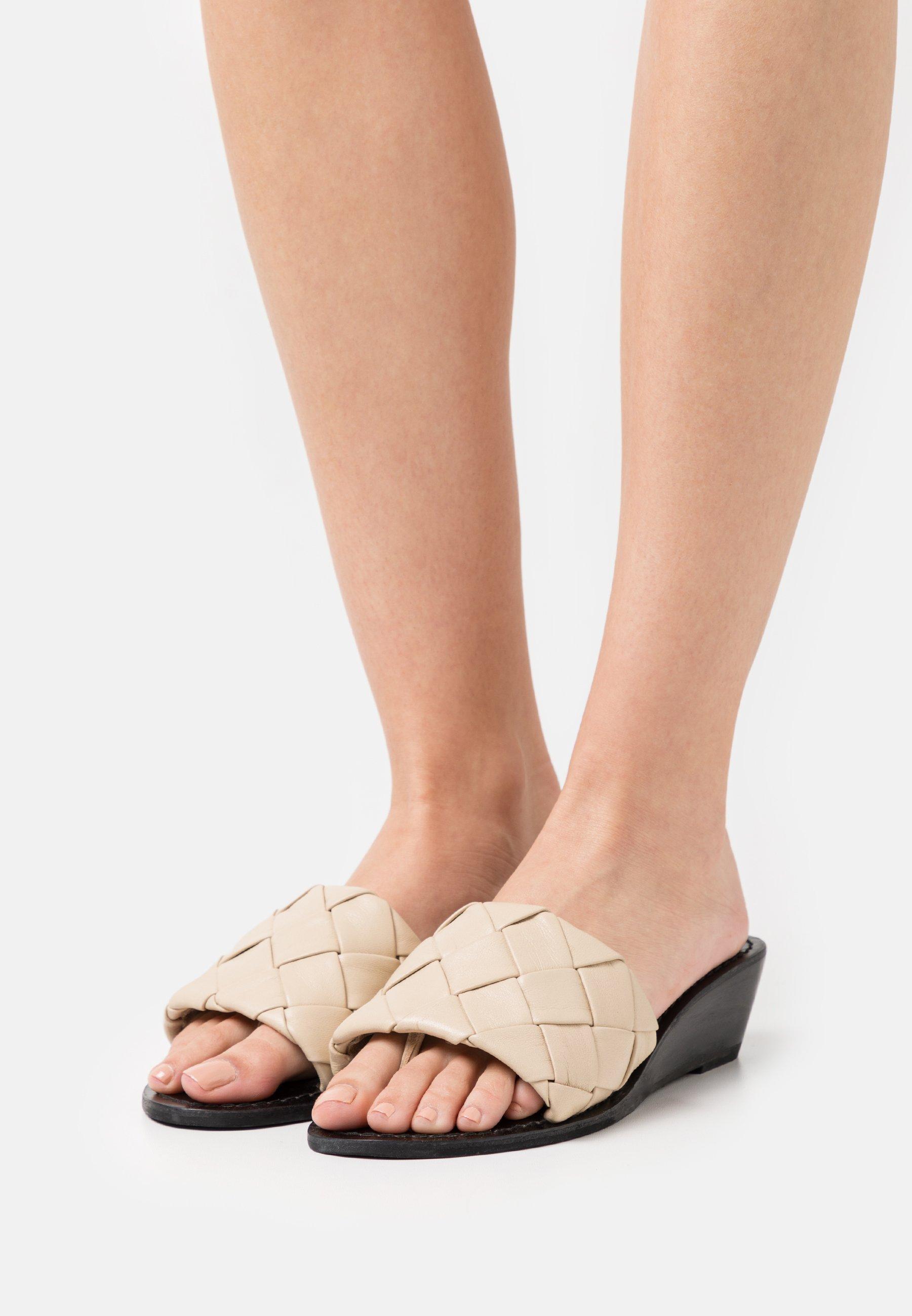 Women YASBRANDI WEDGE - T-bar sandals