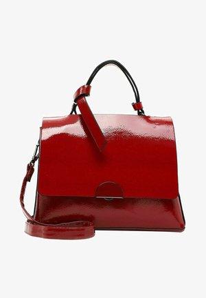 DELEEN - Handbag - red