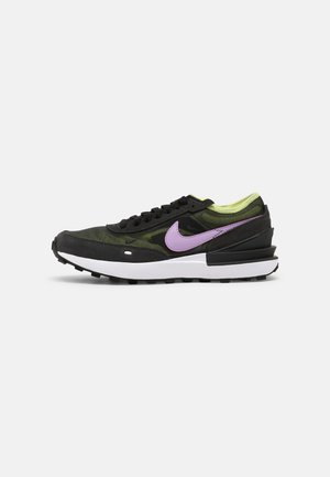 WAFFLE ONE - Sneaker low - off noir/lilac/light lemon twist
