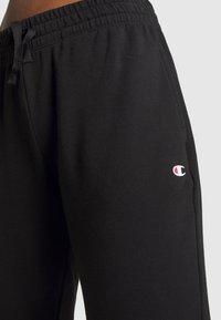Champion - CUFF PANTS LEGACY - Teplákové kalhoty - black - 6