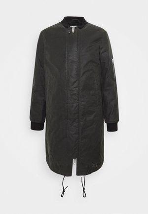 D.W BOMBER - Short coat - grey